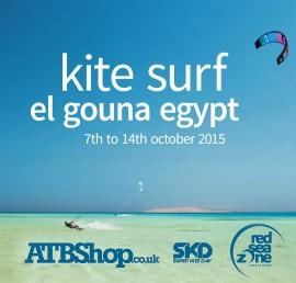 Kite Surf El Gouna Egypt Trip