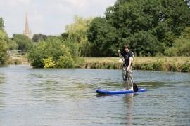 Paddleboard Club River Thames