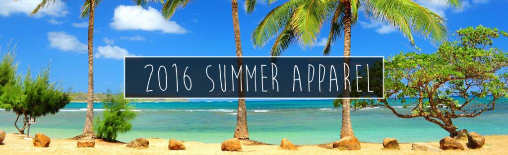 2016 summer apparel atbshop