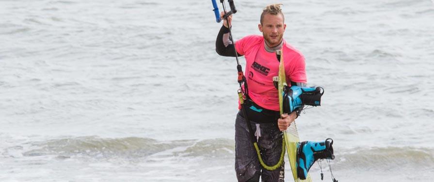 The Harry Calvert at Britich Kitesurfing Championships BKS 2018