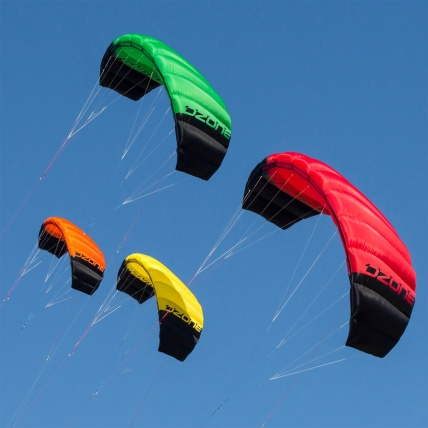 Ozone Ignition V2 Kite Surf Trainer Flying Colours