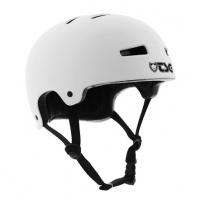 TSG - Evo Helmet in Satin White