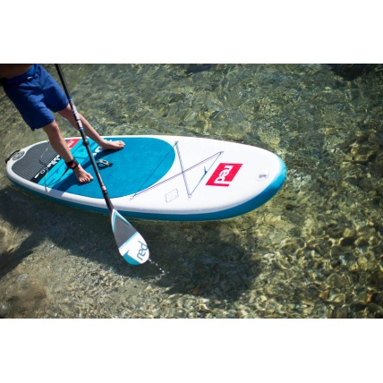Red Paddle Co Ten Six iSUP Ride in use