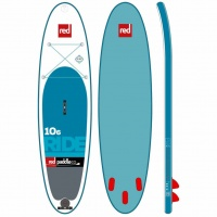 Red Paddle Co. - Ride Ten Six Inflatable SUP w free paddle