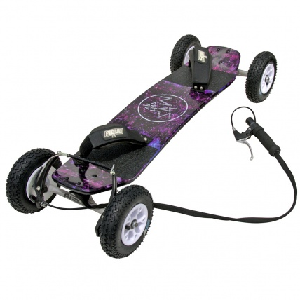 MBS Colt 90X Mountainboard with brake