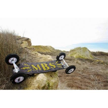 MBS Core 94 Axe Mountainboard Base