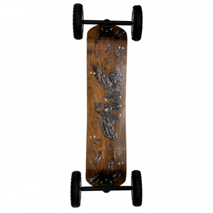 MBS Comp 95 Mountainboard Base