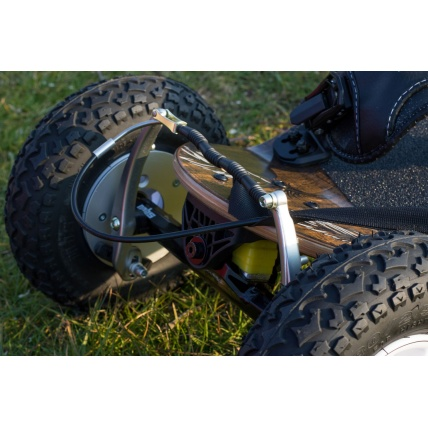 MBS Comp95X Mountainboard Brake Details
