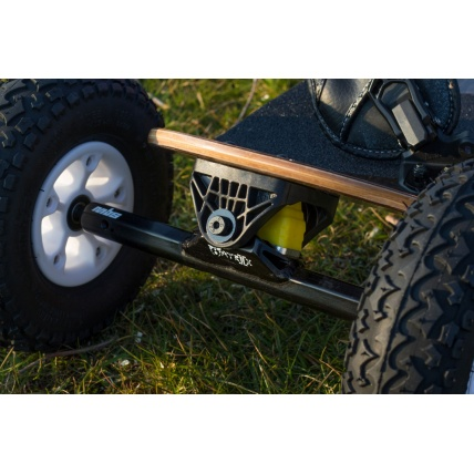 MBS Comp95X Mountainboard End View without brake