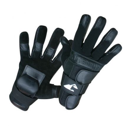 Hillbilly Full Finger Wrist Guard Gloves