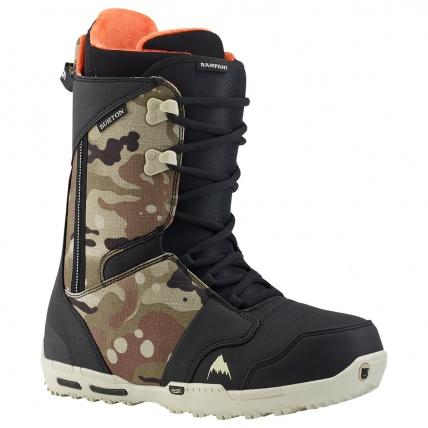 Burton Rampant Snowboard Boot Camo Toe 2015 EST