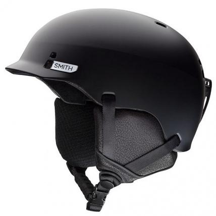 Smith Gage Matte Black Helmet
