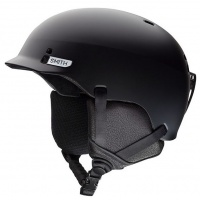 Smith - Gage Matte Black Helmet