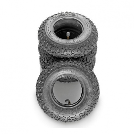 Trampa Tread Dirt Scooter Tyres and Tubes