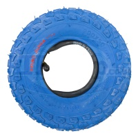 Primo - Blue Dirt Scooter Tyre