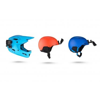 GoPro Helmet Front and Side Mount Kit Modes