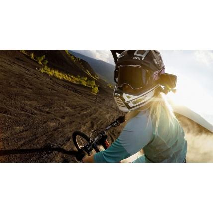 GoPro Helmet Side Mount Kit Bike Photo