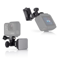 GoPro - Helmet Front and Side Mount Kit