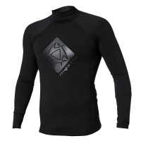 Mystic - Bipoly Thermal Rash Vest Long Sleeve