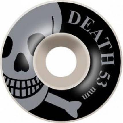 Death 53mm Skateboard Wheels