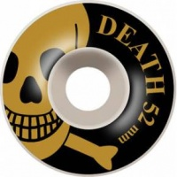 Death - 52mm Skateboard Wheels