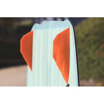 Brunotti Dimension 2018 Kitesurfing board slicer fins