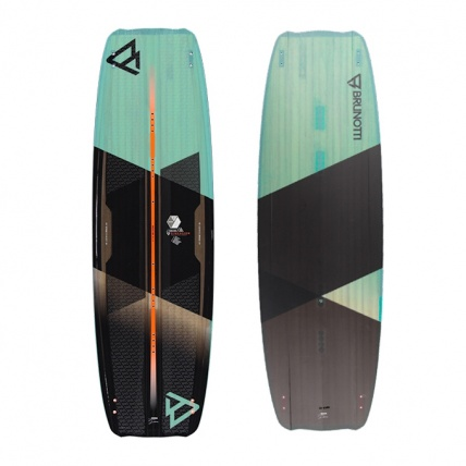 Brunotti Dimension 2018 Kitesurfing board white