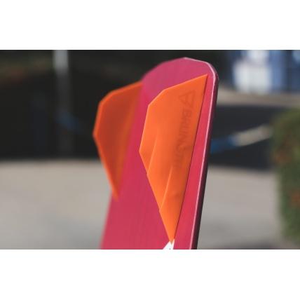 Brunotti Onyx Kitesurf Board slicer fins