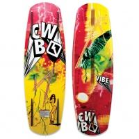 CWB Board Co. - Vibe Ti Impact Base Wakeboard