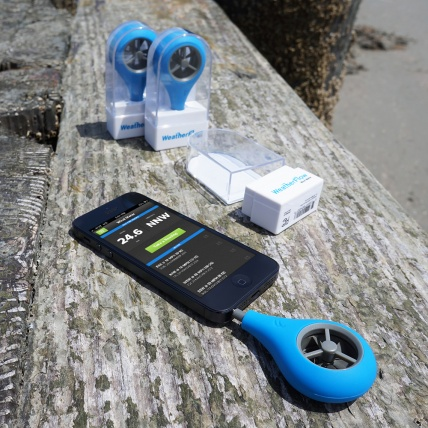 WeatherFlow IOS Apple Phone Wind Meter