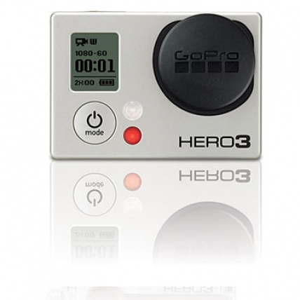 GoPro HD Hero 3+ Lens Caps and Doors