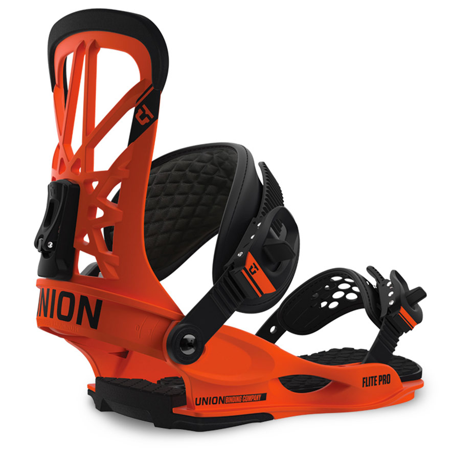 Union Flite Pro Orange Bindings