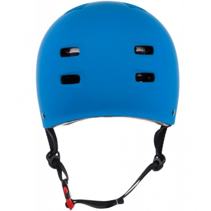 Matt Blue Grom Kids Helmet by Bullet