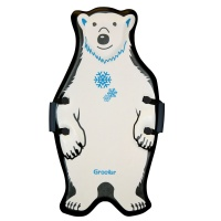 Groover - Sledge Buddy Polar Bear 36in