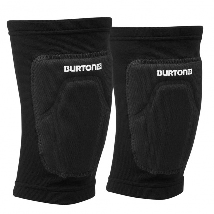 Burton Basic Snowboard Knee Pads in Black for 2015