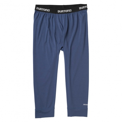 Burton Shant Base First Layer Snowboard Pants in Blue Lake
