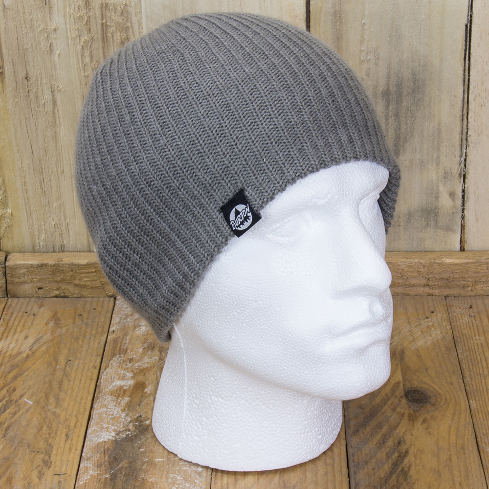 39d80b2b392 Burton All Day Long Beanie in Monoxide Heather - Beanies   Hats ...