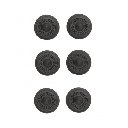 Burton Aluminium Studs Stomp pad Black