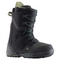 Burton - Rampant Black Mens Snowboard Boots