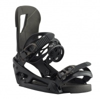 Burton - Cartel EST Snowboard Bindings Black
