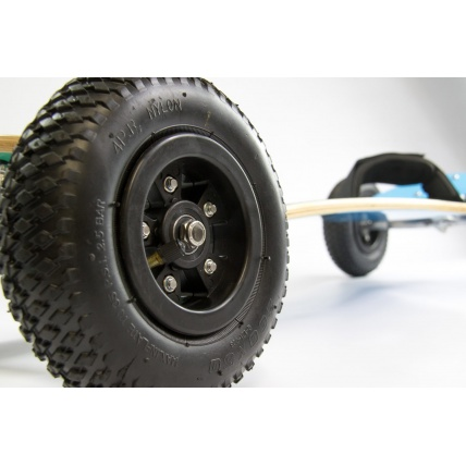 Wheel closeup of Kheo Core V2 Board