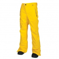 686 - Mannual Data Pant Yellow