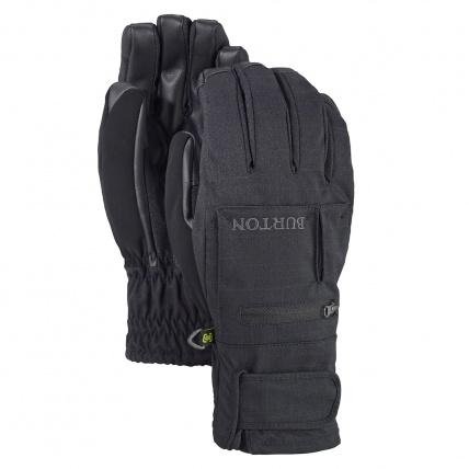 Burton Baker 2-In-1 Mens Under Gloves in True Black