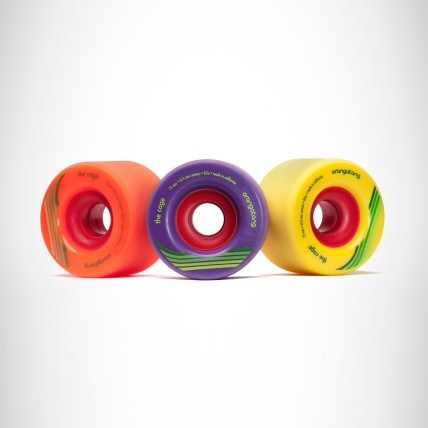 Orangatang The Cage Longboard Wheels 80a 83a 86a
