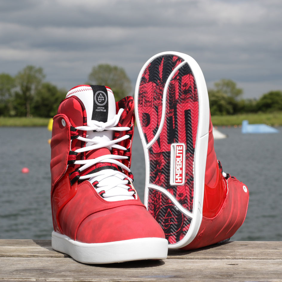 Hyperlite System Aj Wakeboard Boots 2014 Atbshop Co Uk