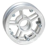 MBS - Rockstar Pro Hub Silver