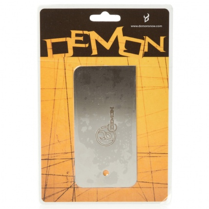 Demon Snow Metal Wax Scraper