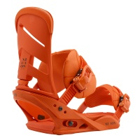 Burton - Mission Reflex Snowboard Bindings in Orange Sick Le