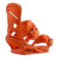 Burton - Mission Reflex Snowboard Bindings in Orange Sick Le