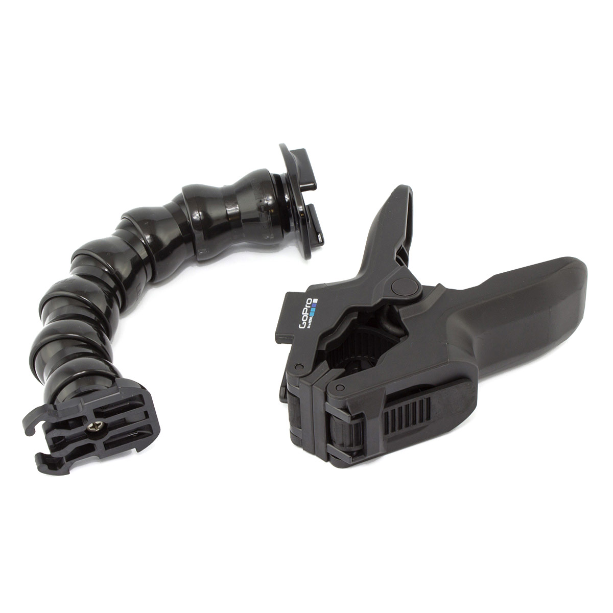 Gopro Jaws Flexible Clamp Mount For Mounting Onto Poles